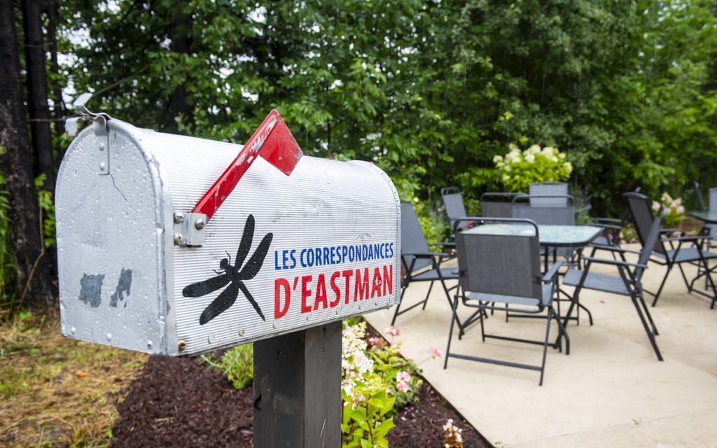 Les correspondances d'Eastman